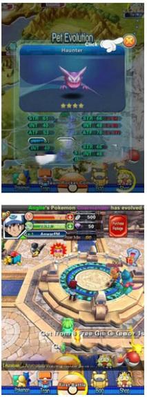 Download New Games Pokemon Pocket Arena Legends APK Update Versi 2.3.5 Free