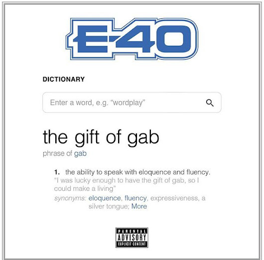 New E-40 Audio and Video | #ICYMI