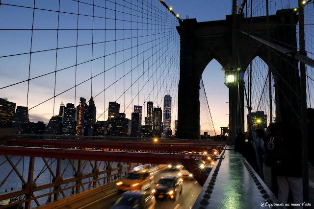 New York - Brooklyn   Reisen   USA   Städtetour   Citytrip   Brooklyn Bridge