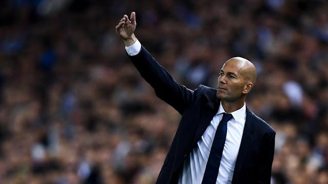 Rotasi Sukses, Zidane Senang