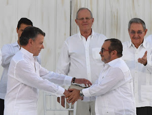 Juan Manuel Santos: Colombia rebels' archfoe turned peacemaker