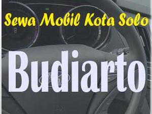 BUDIARTO Sewa Mobil Kota Solo