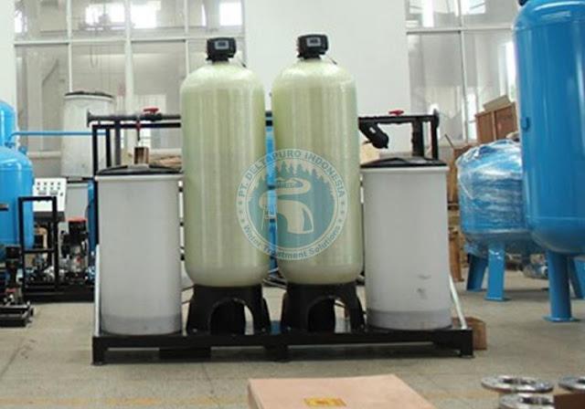 Filter Demineralisasi 6 m3/jam