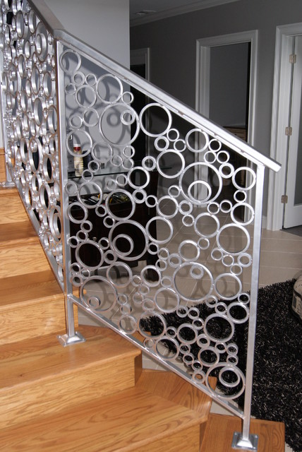 Trends of Bannister concepts and supplies (interior and