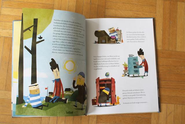 Fiete Bilderbuch aus der App Lieblingsbuch Kinderbuchtipp