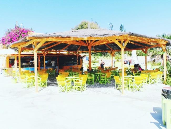 photos of Viva Punda summer beach club Paros