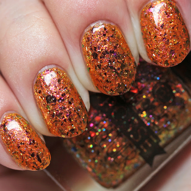 Lollipop Posse Lacquer Dying to Light This Fire