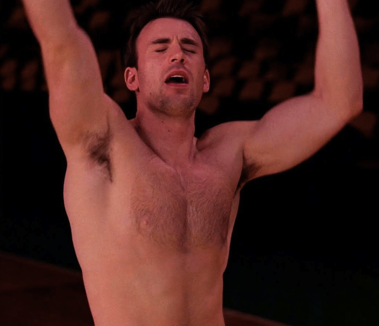 Jd And Orchids Domain  Hunk Of The Day Chris Evans-5032