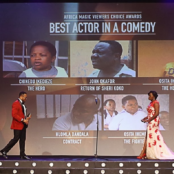 africa magic awards 2014 winners