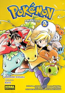 Pokémon 4. Amarillo #2