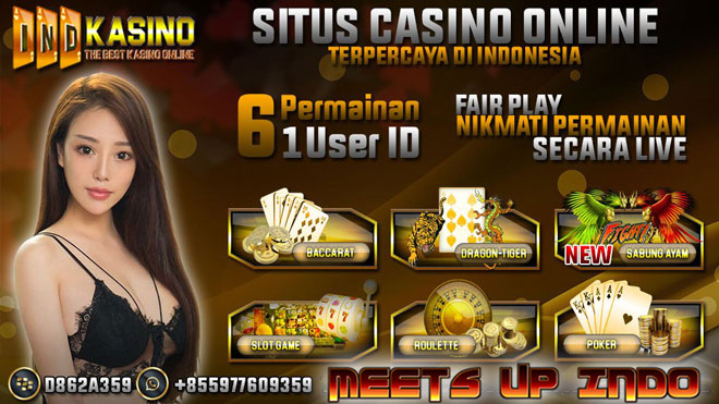 INDKASINO Agen Judi Casino Online