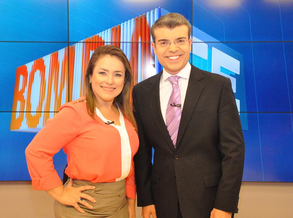 Allisson Marques Bom Dia Ceará E Globo Esporte Ce