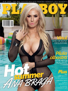 Revista Playboy Rumania-Junio 2015 PDF Digital