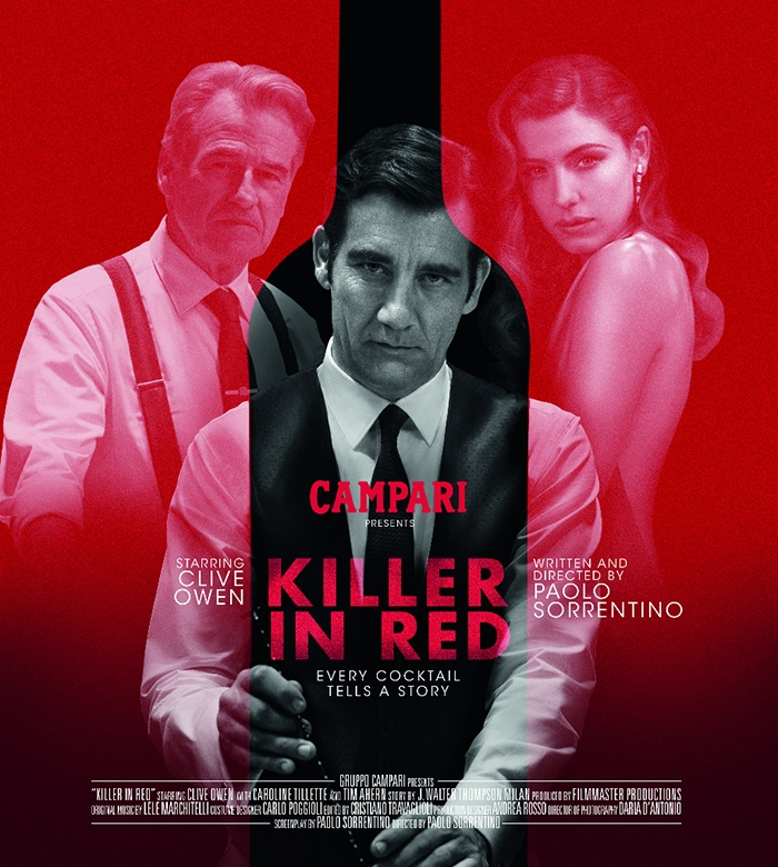 ver  Killer in red [Cortometraje][2017]