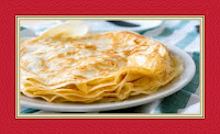 Easy way to make french crepe bread 4