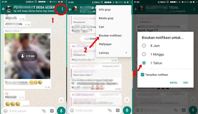 Cara keluar grup WA tanpa ketahuan dan Trik whatsapp
