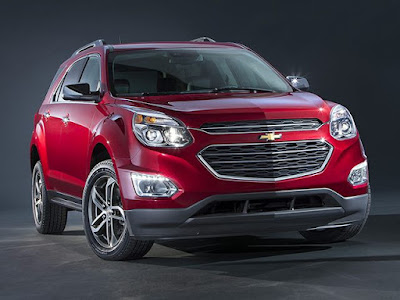 The Chevy Equinox is the Perfect SUV that Combines Style & Versatility