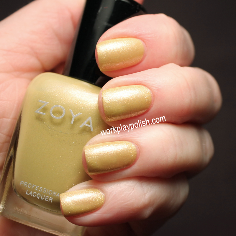 Zoya Piaf (work / play / polish)