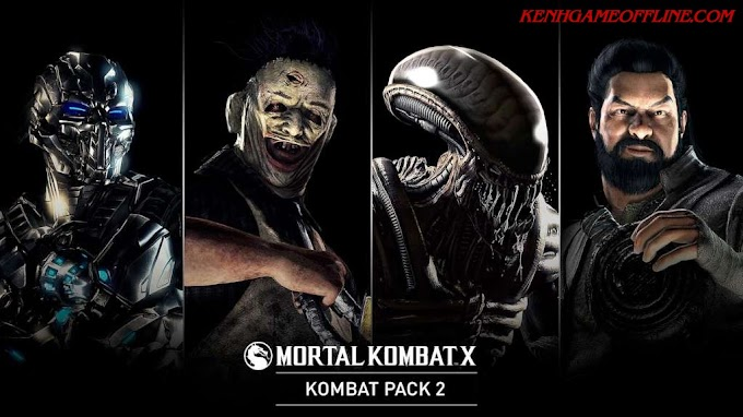 Game Mortal Kombat X  Mod Full Money