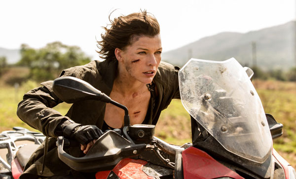 Review: RESIDENT EVIL: THE FINAL CHAPTER (2017)