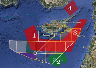 Chypriotes-turcs prometent de bloquer tout forage gazier au large de l'île