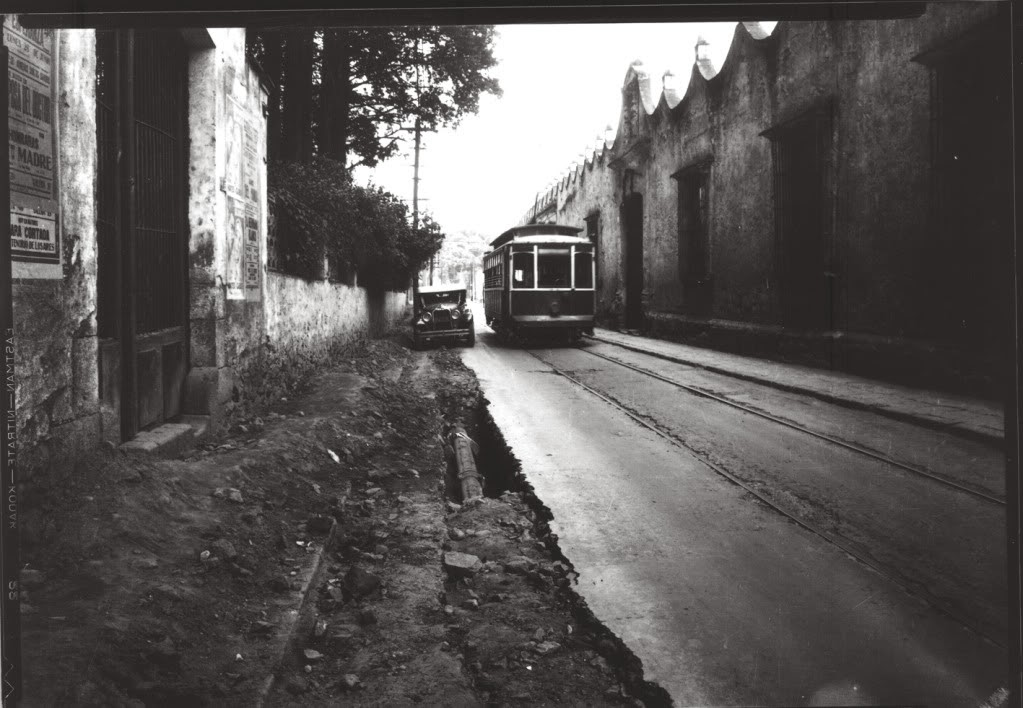 El barrio a principios del siglo pasado b8ec7e521f3e1