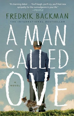 A Man Called Ove by Fredrik Backman - book cover
