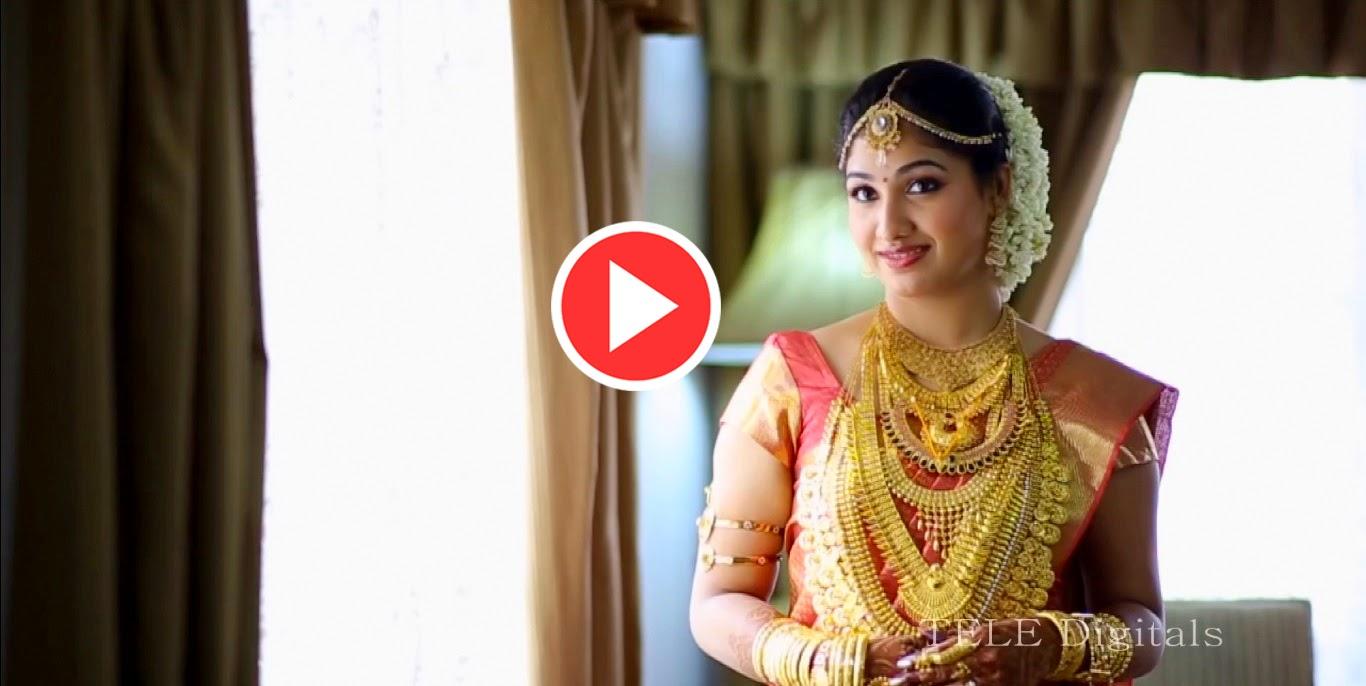 beautiful kerala wedding must watch video - kerala wedding styles