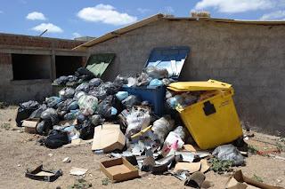 Prefeitura de Cuité continua sem realizar a coleta de lixo no CES/UFCG