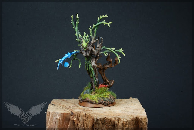 warhammer age of sigmar sylvaneth branchwraith conversion 1