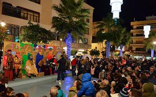 Horario e Itinerario de la Cabalgata de Reyes de Algeciras (Cádiz) 2019
