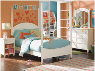 cómo hacer un dormitorio de chica elegante