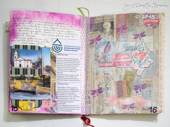 Junk Journal Twist 5ª Viagem