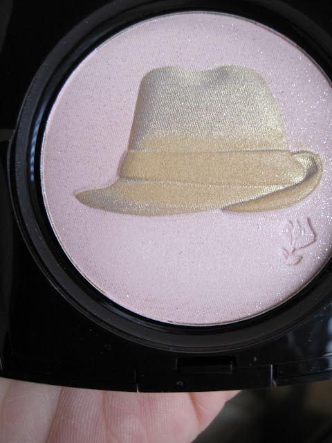 Lancome Golden Hat Blush Compact