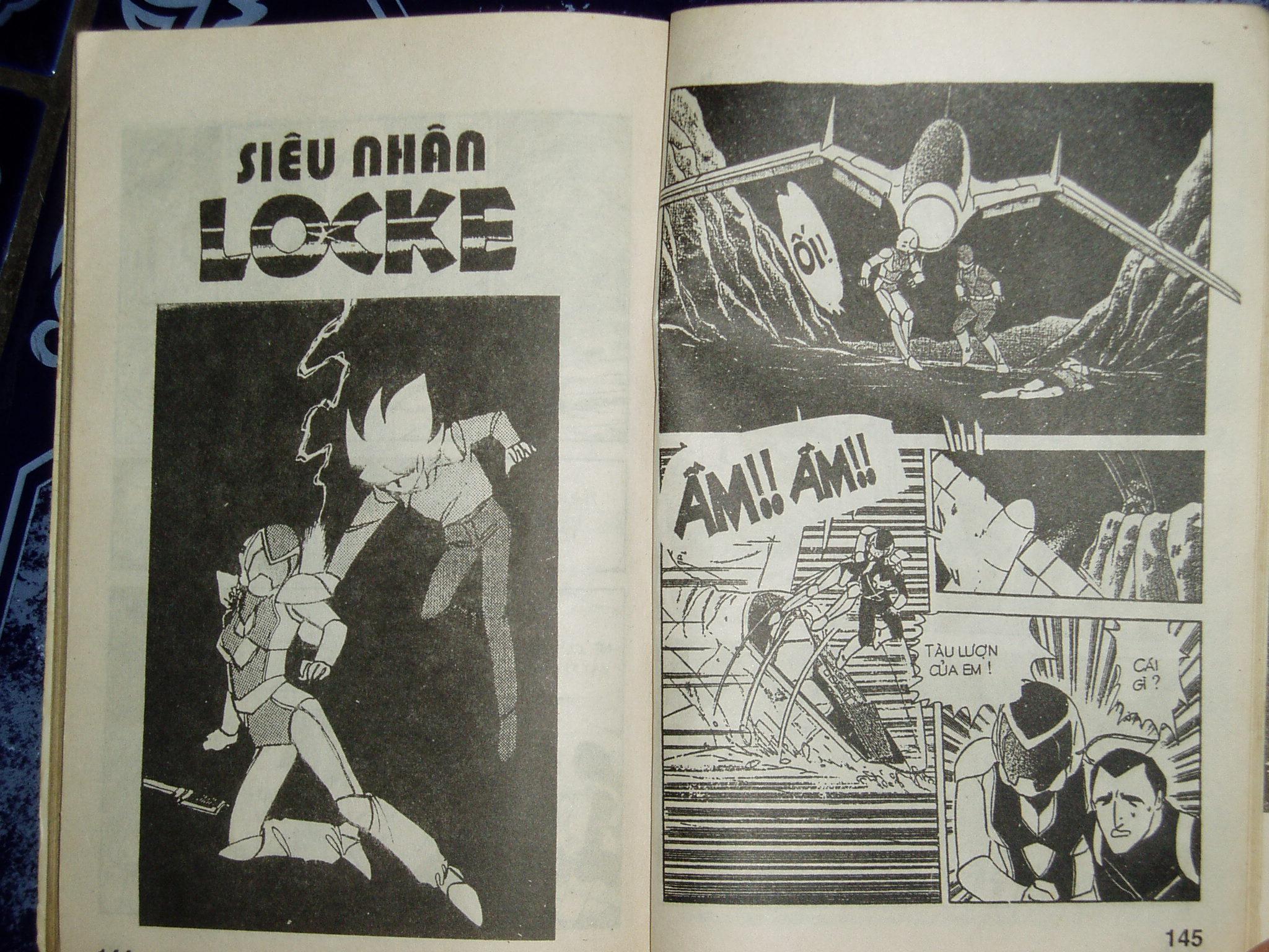 Siêu nhân Locke vol 16 trang 70