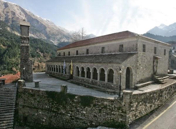 Αποτέλεσμα εικόνας για μοναστήρι εισόδια της θεοτόκου μελισσουργοί άρτας