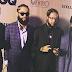 "Emicida, Fióti, e Rael faturam prêmio na categoria ""Música"" no Men of the Year 2017 da GQ Brasil"