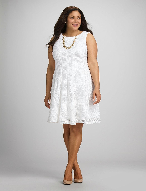 Imagenes de vestidos para gorditas elegantes