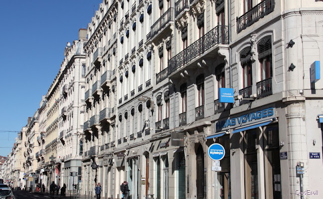 Rue Edouard Herriot, Lyon