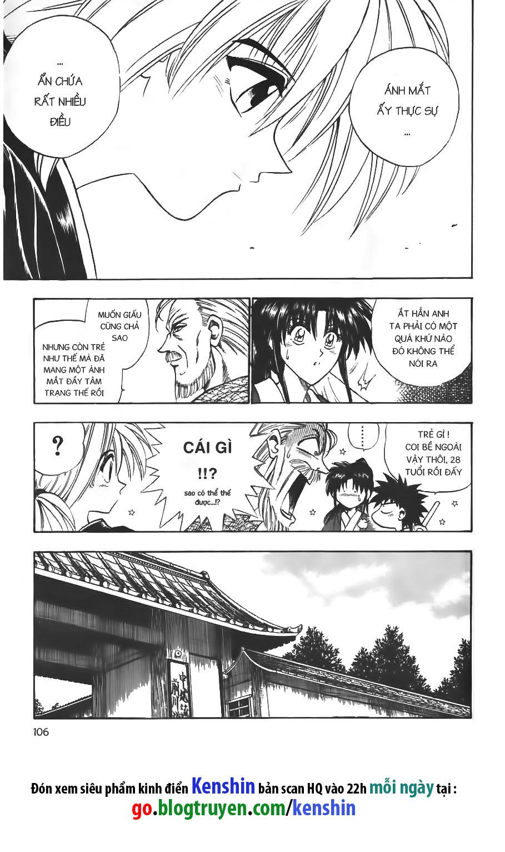Rurouni Kenshin chap 34 trang 14