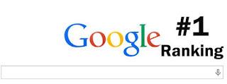 Top Ranking 1 di Google
