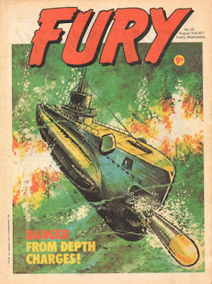 Marvel UK, Fury #25, last issue