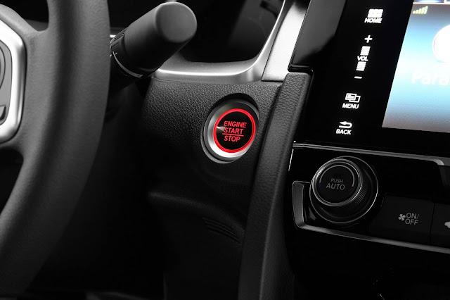 Novo Honda Civic 2017 - Touring