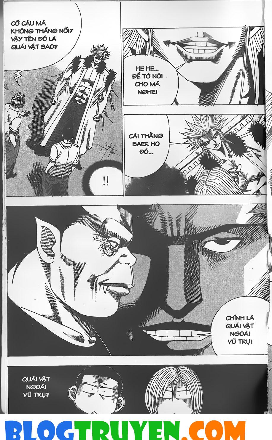 Bitagi - Anh chàng ngổ ngáo chap 267 trang 9