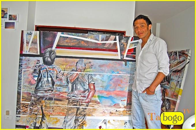 Mauricio Zequeda, el arte es mi premio.