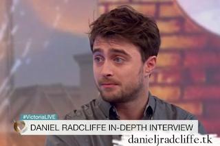 Updated: Daniel Radcliffe on BBC News
