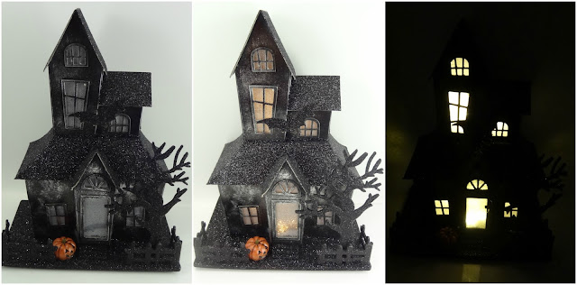 Avon - Dark Night Collection Haunted House