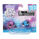 Littlest Pet Shop Series 3 Mini Pack Orbit Manati (#3-8) Pet