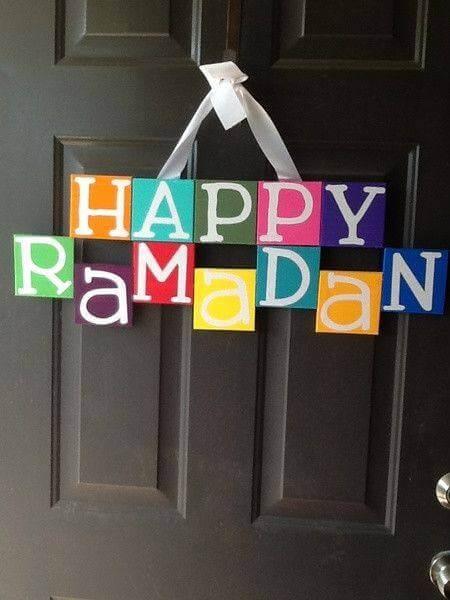 35 فكره لتزيين البيت فى رمضان بالصور