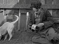 """Кадр из фильма Чарли Чаплина """"Собачья жизнь"""" / A Dog's Life (1918) - 18"""